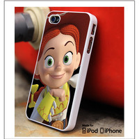Jessie Toy Story iPhone 4s iPhone 5 iPhone 5s iPhone 6 case, Galaxy S3 Galaxy S4 Galaxy S5 Note 3 Note 4 case, iPod 4 5 Case