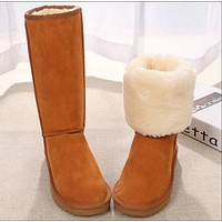 inseva UGG boots are popular with couples in winter fashion