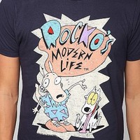 Junk Food Rocko's Modern Life Tee - Urban Outfitters