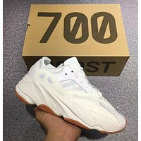 Bunchsun Adidas Yeezy 700 Runner Boost Trending Casual Running Sport Shoes Sneakers 6#