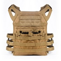 Military Tactical Plate Carrier Ammo Chest Rig JPC Vest Airsoftsports Paintball Gear Body Armor
