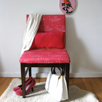 Hello Chair by Tangoandjameshome on Etsy