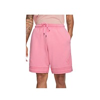 Air Jordan Men's MJ Wings Wash Fleece Short Digital Pink