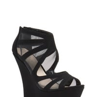 Triangle Sliced Platform Wedges