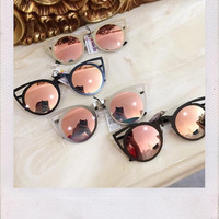 ROCCO CAT EYE SUNGLASSES sold by shopoceansoul