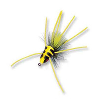 Betts Falls Fish Head Black-Chart Size 8