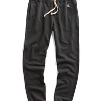 Classic Sweatpant in Faded Black