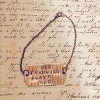 Hamilton The Musical My Shot Stamped Id Bracelet