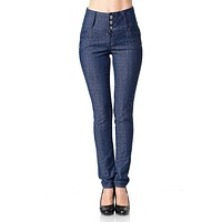 Pasion Women's Jeans - Push Up - Skinny - Style G881