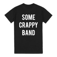 Some Crappy Band Funny Concert Music