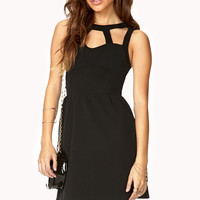 Darling Cutout Dress