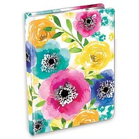 Poppy Rose Hardcover Writing Journal