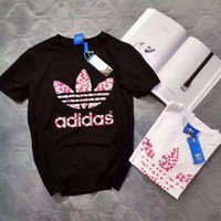 Adidas Original  Short Sleeve T-shirts [7650485889]