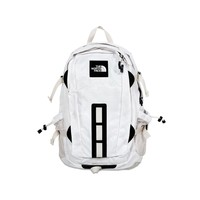 [FREE SHIPPING] The North Face Hot Shot Backpack - White Camo
