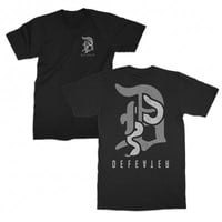 D Serpent T-Shirt (Black)
