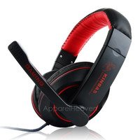 GK-K9 High Quality Hi Fi Speakers Surround Gaming Headset Black Stereo Headphone With Micphone For Computer Gamer AP = 1651428484