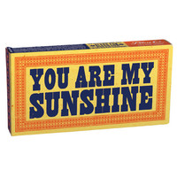 YOU ARE MY SUNSHINE GUM