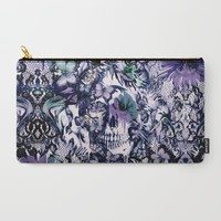 Monarch Bay Carry-All Pouch by Kristy Patterson Design