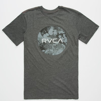 RVCA Motors Wipeout Leaves Mens T-Shirt   Graphic Tees