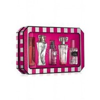 Victoria`s Secret Fragrances Mist Gift Set Includes Sexy Little Things Noir Tease, Dream Angels Heavenly, Very Sexy, Angel...