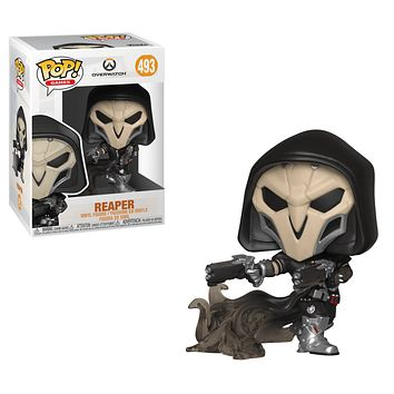 Funko Pop! Games: Overwatch - Reaper (Wraith)