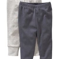 Old Navy Cuffed Leggings 2 Packs For Baby