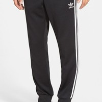 Men's adidas Originals 'Superstar' Banded Cuff Track Pants,