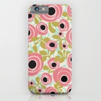 wonderland. iPhone & iPod Case by Pink Berry Patterns