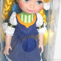16'' Its a Small World, Holland Doll, Disney Animators Collection, Antique Alchemy