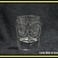 Adventure Time - Finn and Jake Shot Glass