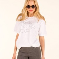 IMSO.com - Edgy fashion online - Cheers MF Tee