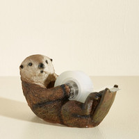 Alma Otter Tape Dispenser