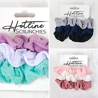 Comfy Tee Scrunchie Sets