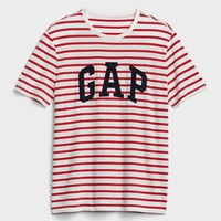 Logo Short Sleeve Crewneck T-Shirt|gap