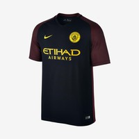 Manchester City Youth Away Jersey (2016-17)