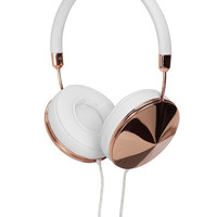 Frends Taylor Headphones in Gold - Urban Outfitters