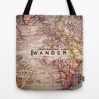 wander Tote Bag by Sylvia Cook Photography