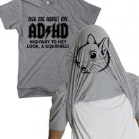 Ask Me About My ADHD