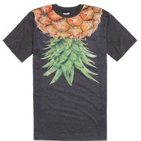 Neff Pineapps T-Shirt - Mens Tee - Black