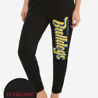 Riverdale Bulldogs Girls Jogger Pants Hot Topic Exclusive