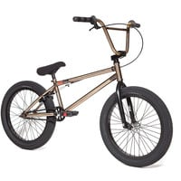2015 FIT VH 1 BMX Bike Trans Gold w/Chrome Bars