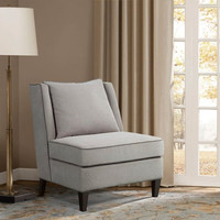 Grey Dexter Accent Chair