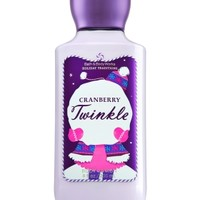 Body Lotion Cranberry Twinkle