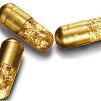 Gold Pills by Ju$t Another Rich Kid for Ju$t Another Rich Kid - Free Shipping