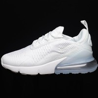 NIKE AIR MAX 270 Rear air cushion sports shoes-3