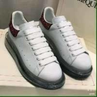 Alexander Mcqueen Oversized Sneakers With Air Cushion Sole Reference #19