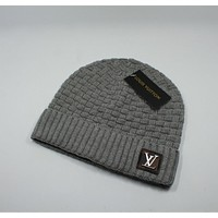 LV knitted hat 018#