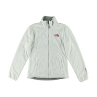 The North Face Womens Long Sleeves Faux Fur Jacket