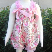 Newborn Infant Baby Girl Petti Ruffle Rompers Dress One-Piece Tutu Lace Clothes(shivering pattern) = 1958528388