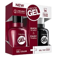 Sally Hansen Miracle Gel Nail Polish Duo